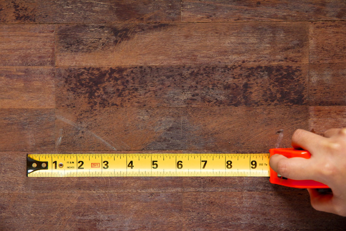 In-Home Measurement with Free Estimate
