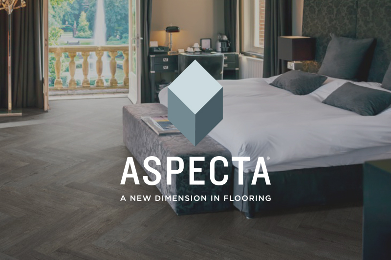 Ryan's Flooring is proud to carry Aspecta Commercial flooring products.
