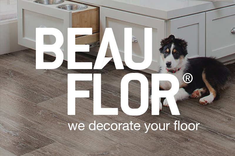 Ryan's Flooring is proud to carry Beauflor luxury vinyl tile, luxury vinyl plank and waterproof core flooring products.