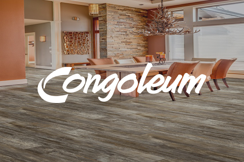Ryan's Flooring is proud to carry Congoleum Commercial flooring products.