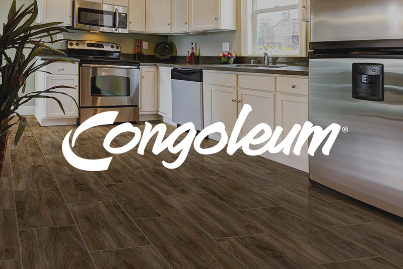 Ryan's Flooring is proud to carry Congoleum luxury vinyl tile, luxury vinyl plank and waterproof core flooring products.