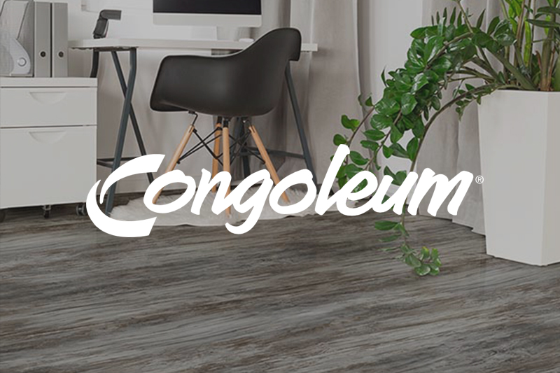 Ryan's Flooring is proud to carry Congoleum sheet vinyl products.