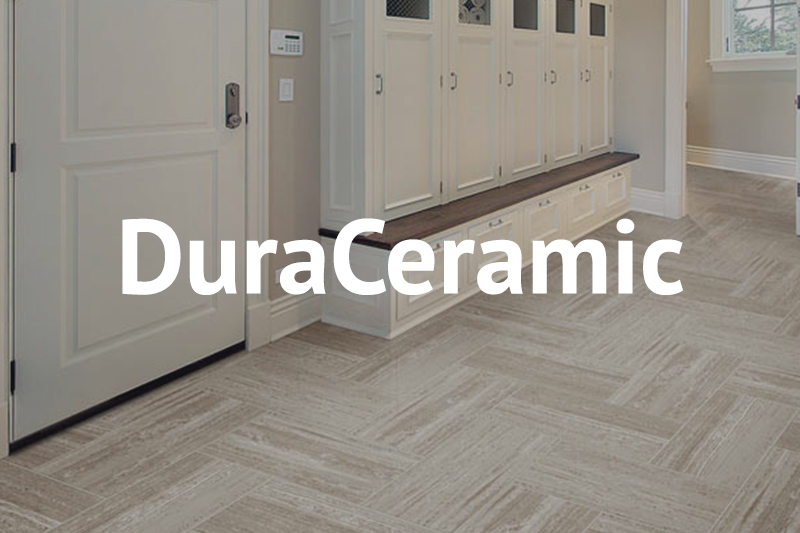 Ryan's Flooring is proud to carry DuraCeramic luxury vinyl tile, luxury vinyl plank and waterproof core flooring products.