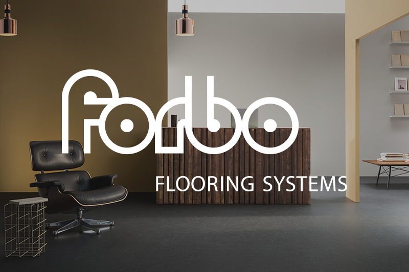 Ryan's Flooring is proud to carry Forbo Commercial flooring products.
