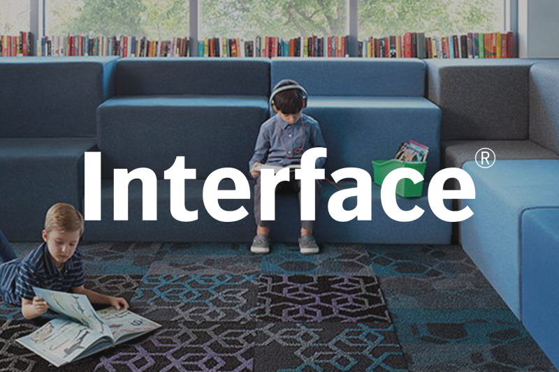 Ryan's Flooring is proud to carry Interface commercial flooring products.