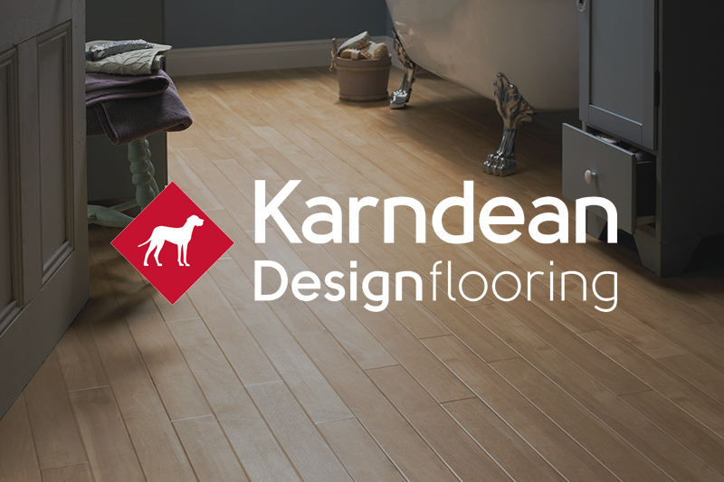 Ryan's Flooring is proud to carry Karndean luxury vinyl tile, luxury vinyl plank and waterproof core flooring products.