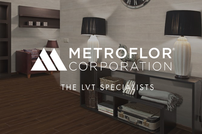 Ryan's Flooring is proud to carry Metroflor USA Commercial flooring products.