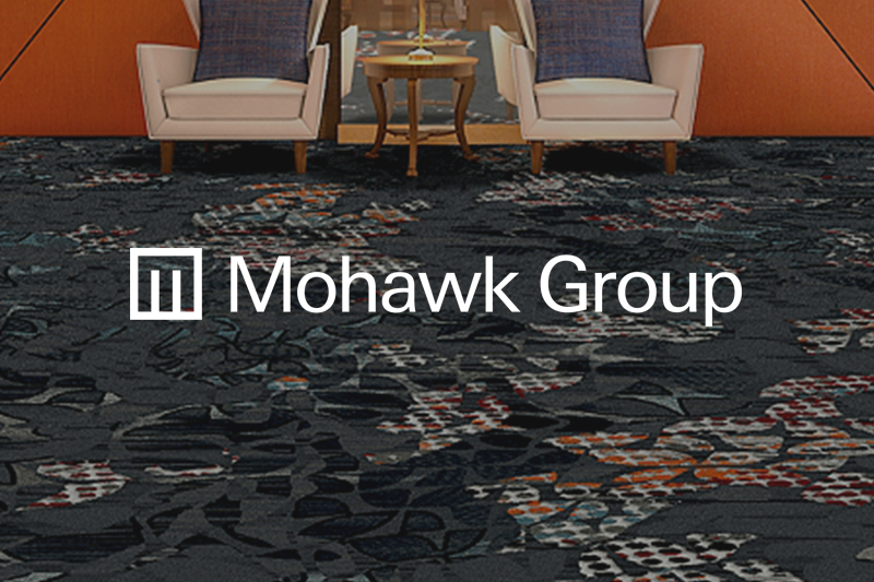 Ryan's Flooring is proud to carry Mohawk Group commercial flooring products.