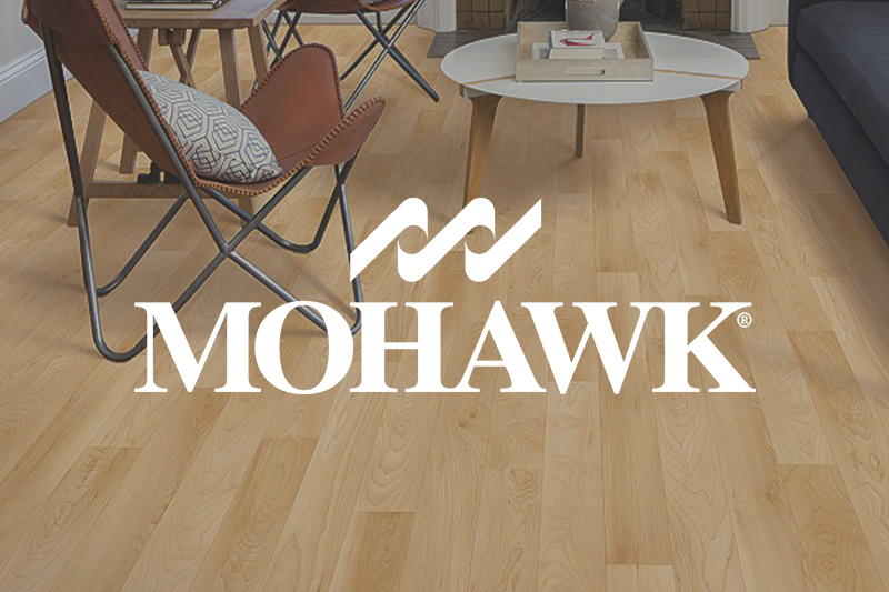 Ryan's Flooring is proud to carry Mohawk luxury vinyl tile, luxury vinyl plank and waterproof core flooring products.