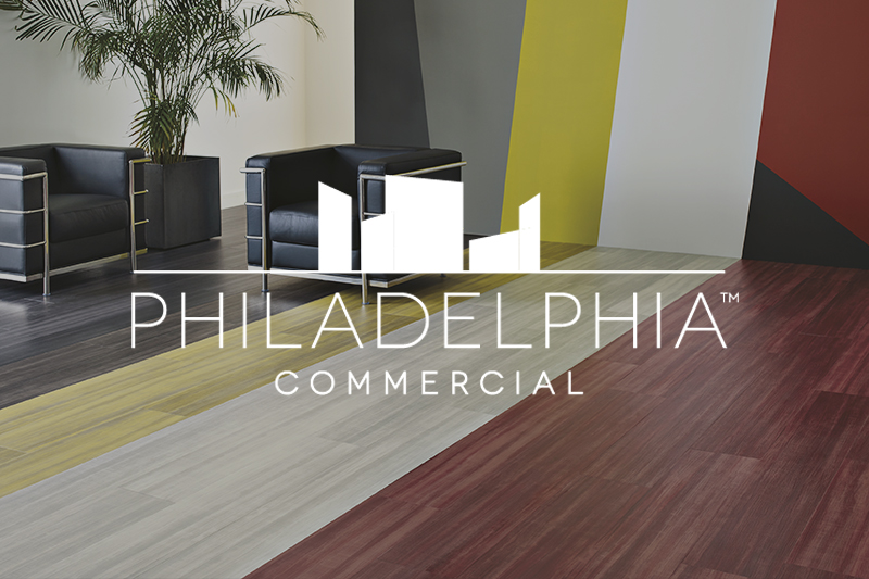 Ryan's Flooring is proud to carry Philadelphia Commercial flooring products.