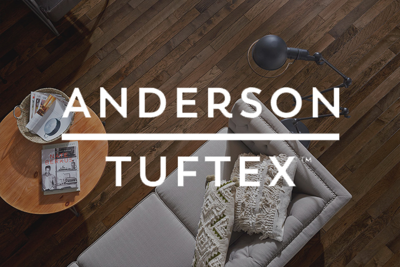 Ryan's Flooring is proud to carry AndersonTuftex hardwood flooring products.