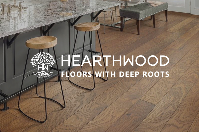 Ryan's Flooring is proud to carry Hearthwood hardwood flooring products.