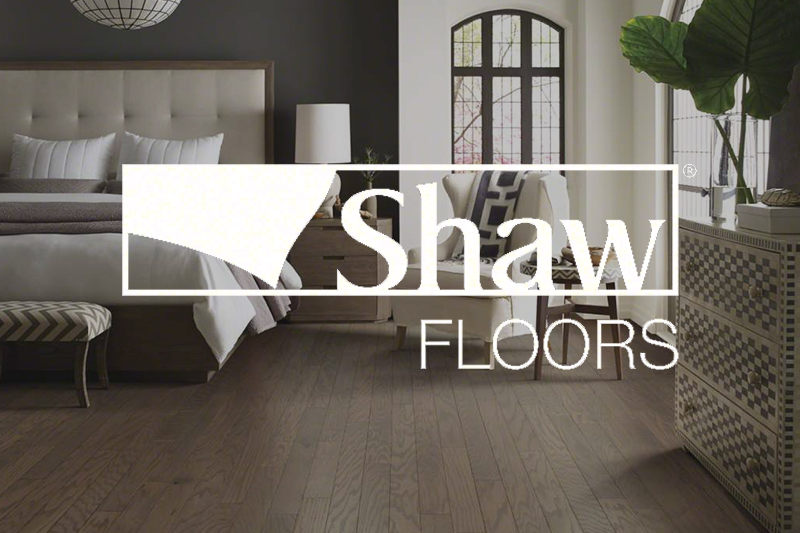 Ryan's Flooring is proud to carry Shaw hardwood flooring products.