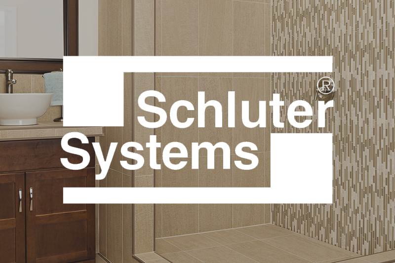 Ryan's Flooring is proud to carry Schluter Systems tile and stone products.