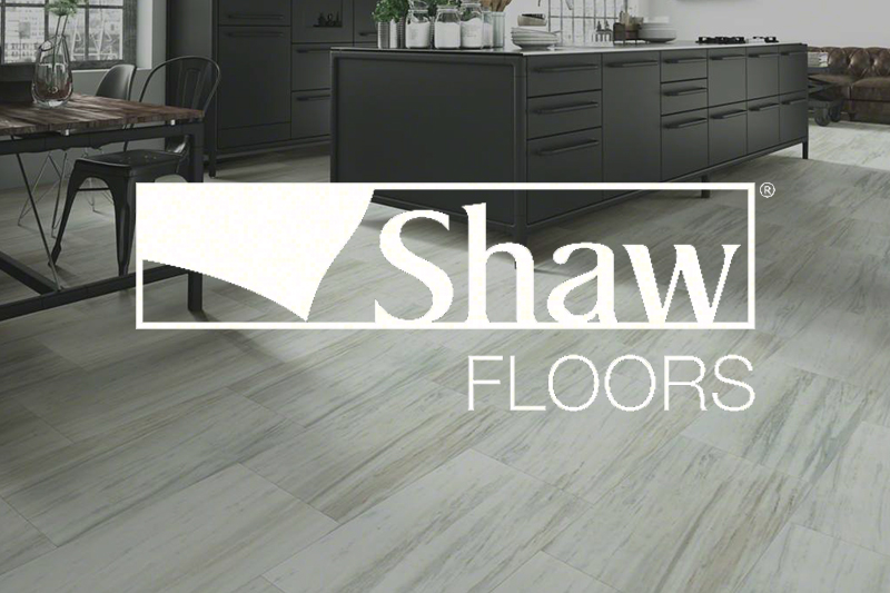 Ryan's Flooring is proud to carry Shaw luxury vinyl tile, luxury vinyl plank and waterproof core flooring products.