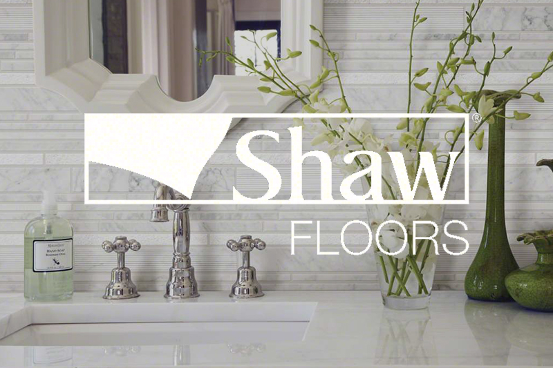 Ryan's Flooring is proud to carry Shaw tile and stone products.