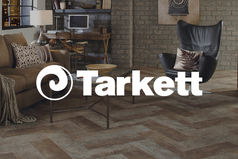 Ryan's Flooring is proud to carry Tarkett sheet vinyl products.