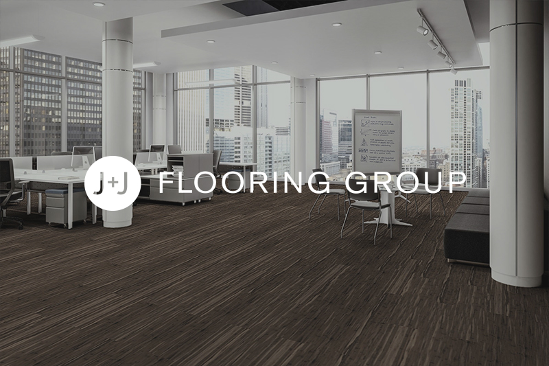 Ryan's Flooring Sales & Service is proud to offer J+J Flooring commercial products
